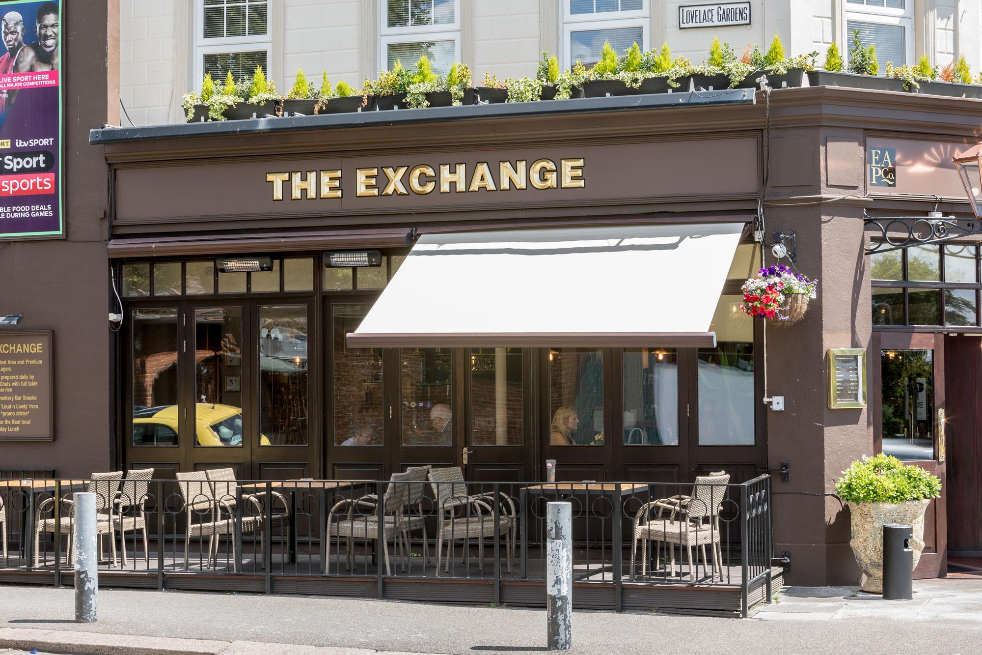 The Exchange Southend On Sea East Anglia Pub Co
